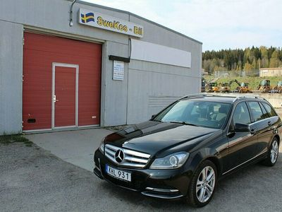 begagnad Mercedes C220 T CDI 4MATIC 7G-Tronic (170hk)DRAG-AUTO