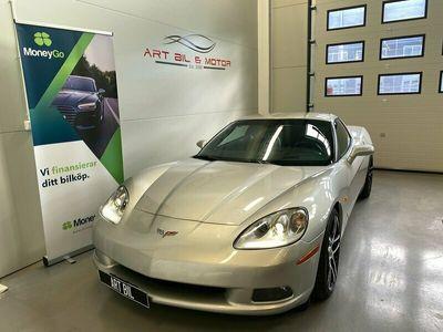 begagnad Chevrolet Corvette Automat 405hk