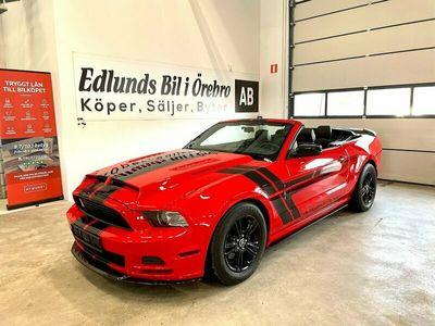begagnad Ford Mustang Cabriolet 3.7 V6 Automat 304hk
