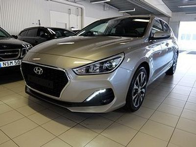 begagnad Hyundai i30 5d 1.4T/140hk Limited Edition DCT7
