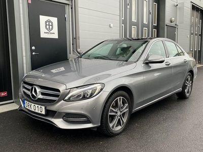 begagnad Mercedes C250 BlueTEC 4MATIC | Panorama | Euro6 204hk