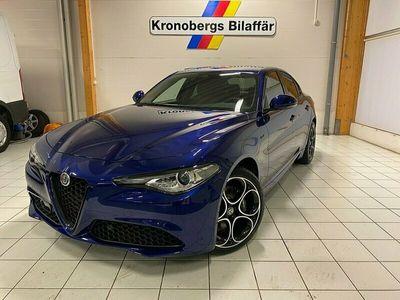 begagnad Alfa Romeo Giulia Sprint Veloce 2.0 TBi 200hk