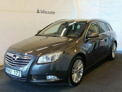 begagnad Opel Insignia 2.0 CDTI 4x4 BiTurbo Sports Tourer