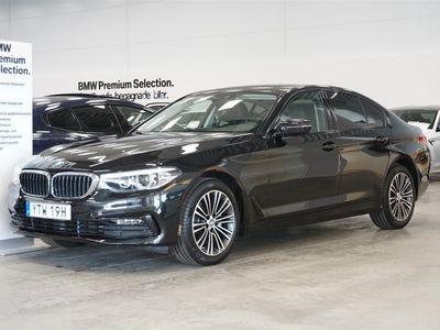 begagnad BMW 520 d xDrive Sport Line Värmare Drag