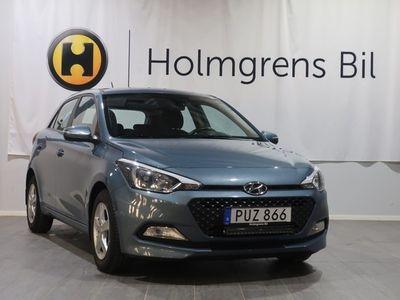 begagnad Hyundai i20 1.4 Holmgrens Edition (100hk) Värmare / Aut