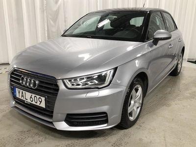 brugt Audi A1 Sportback 1.4 TFSI (125hk)