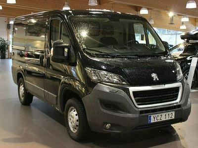 begagnad Peugeot Boxer Comfort 2.2 HDi L1H1 - Dragkrok 2016, Transportbil Pris 148 500 kr