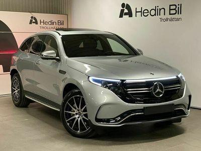 begagnad Mercedes EQC - Benz| FÖRETAG | inkl. Vinterhjul | SE UTRUSTNING