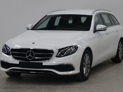 begagnad Mercedes E200 Navigation Backkamera Aut. Ljusbildsreg. Parkeringssensorer