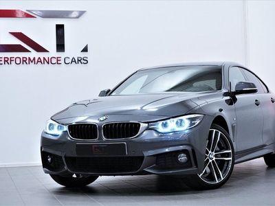 begagnad BMW 440 i xDrive Gran Coupé M-Sport GC 326hk Se Utr