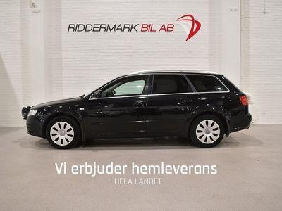 begagnad Audi A4 2.0TFSI Quattro Drag M-Värm 2007, Kombi 64 900 kr