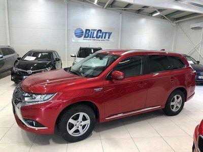 begagnad Mitsubishi Outlander P-HEV 2.0 Hybrid 4WD CV