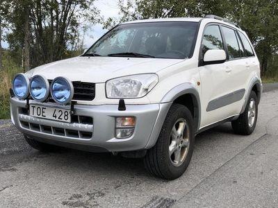 used Toyota RAV4 2.0 5dr