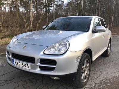 begagnad Porsche Cayenne S 4.5