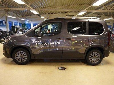 begagnad Peugeot Rifter NYAL1 ALLURE PT 110 Demo