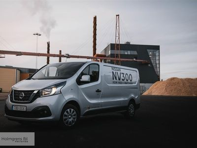 begagnad Nissan NV300 Skåp L2H1 125 Working Star SSD
