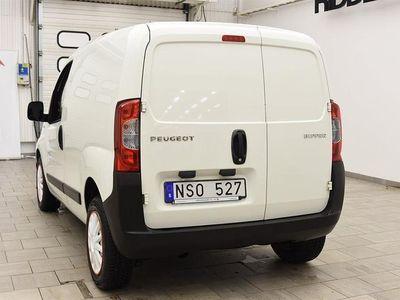 begagnad Peugeot Bipper 1.4 HDI Skåp 70hk NYSERVAD / 0 -10