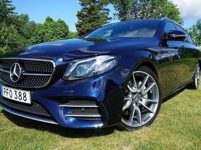 begagnad Mercedes E43 AMG T 4MATIC AMG BRABUS Optime