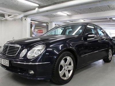 begagnad Mercedes E320 CDI (224hk)