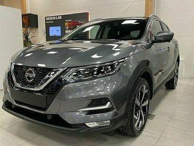 begagnad Nissan Qashqai 1,3 DIG-T DCT Tekna 2021, SUV Pris 285 000 kr