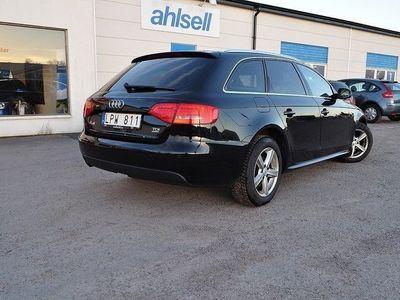 begagnad Audi A4 Avant 2,0 Tdi Quattro / Drag -11