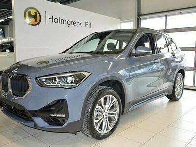 begagnad BMW X1 sDrive20i Sport Navi Drag Backkamera HiFi 2021, SUV Pris 419 800 kr