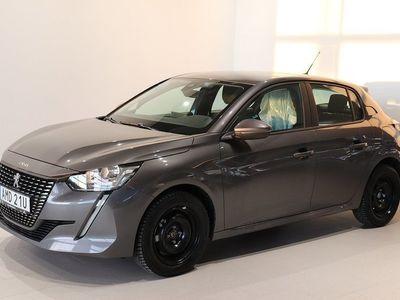 begagnad Peugeot 208 Active PureTech 100hk *Vinterhjul*