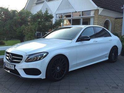 begagnad Mercedes C220 CDI Amg paket