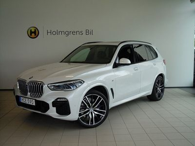 begagnad BMW X5 xDrive30d M Sport, Innovation, Winter, Travel