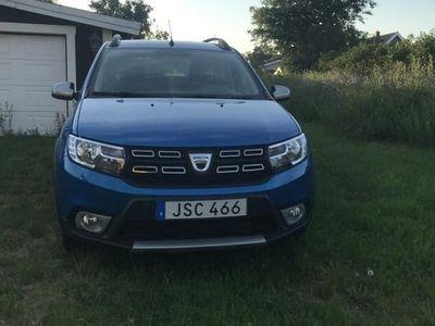 begagnad Dacia Logan MCV Stepway 1.5 dCi