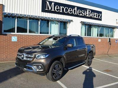 begagnad Mercedes X250 X-klassd Progressive Edition 4matic