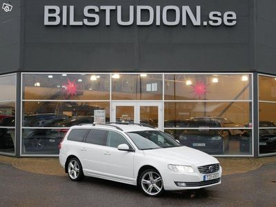 brugt Volvo V70 D3 Geartronic Momentum, Classic Euro 6 150hk