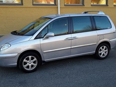 used Citroën C8 2,0, Family Edition, 7-Sitsig 2009, Kombi 89 500 kr