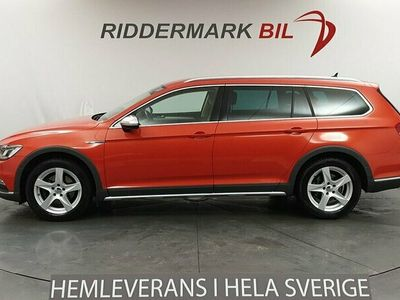 begagnad VW Passat Alltrack 2.0 TDI Sportscombi 4MOTION (190hk) Executive Business