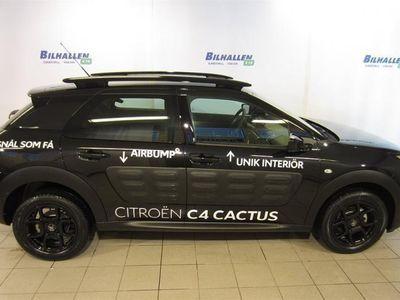 begagnad Citroën C4 Cactus PureTech 110 Feel Plus Paket Halvkombi