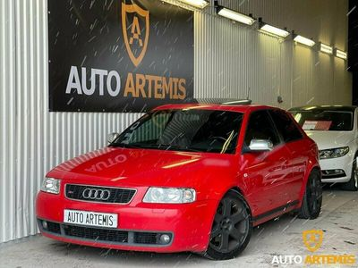 begagnad Audi S3 1.8 Quattro Ambition 210hk