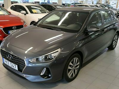 begagnad Hyundai i30 5d 1.4 Turbo AUT-D7 Comfort Säkerhetspaket