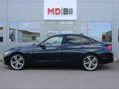 begagnad BMW 320 d xDrive 190hk Aut Läder Model Sport kr kontant möjligt