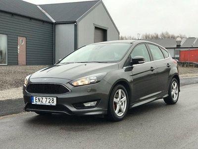 begagnad Ford Focus 1.5 EcoBoost Euro 6 150hk