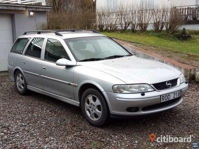 begagnad Opel Vectra
