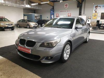 begagnad BMW 530 d Sedan Automat 218hk Ny Bes/Servad