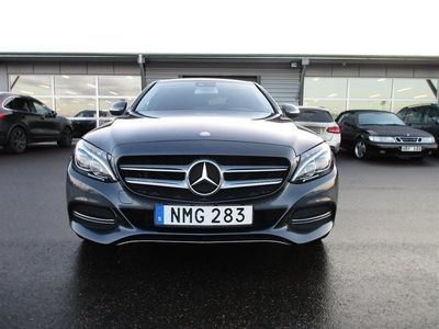 begagnad Mercedes C220 CDI BlueTEC Navi