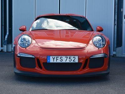 begagnad Porsche 911 GT3 RS 9114.0 500hk