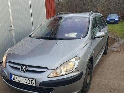 begagnad Peugeot 307 Break 1.6 XT 109hk