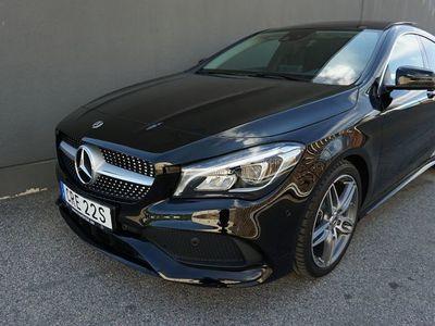 begagnad Mercedes CLA200 Shooting Brake d Aut