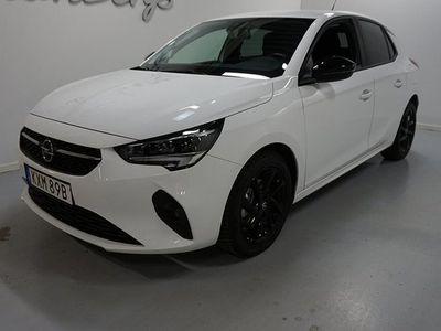 begagnad Opel Corsa 1.2 T 100hk/ Edition Launchpkt / B-kamera/ V-hjul