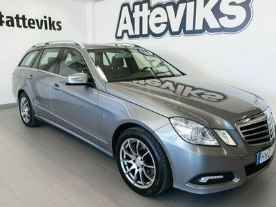 begagnad Mercedes E250 204hk Aut Drag/Defa/Avantgarde