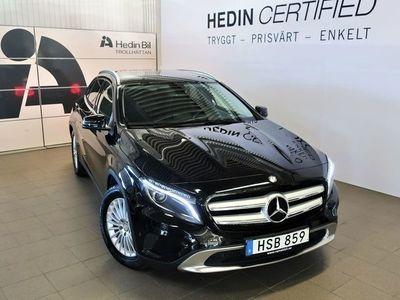 begagnad Mercedes GLA200 CDI   2 ÅRS GARANTI   V-HJUL