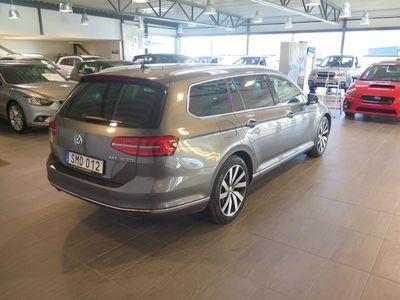 begagnad VW Passat 2.0 TDI Sportscombi 4Motion GT (190hk)