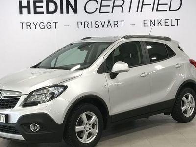 gebraucht Opel Mokka 1.7 CDTI 4X4 S+V HJUL